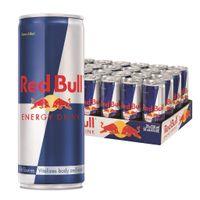 Red Bull 250 ml puszka x 24 szt, napój energ.