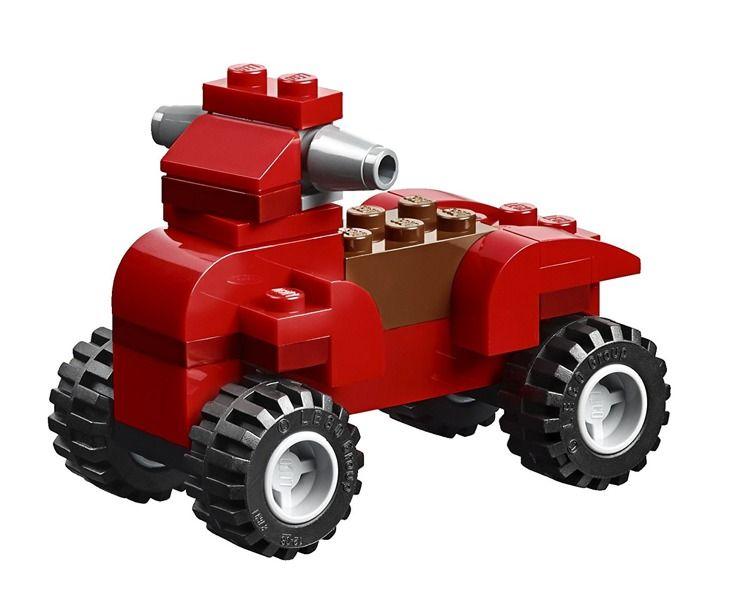 LEGO Classic - Kreatywne klocki LEGO średnie 10696 zdjęcie 4