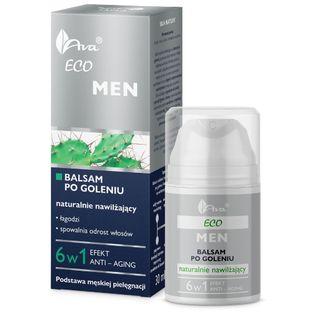 AVA Laboratorium Eco Men 50ml - Balsam po goleniu 6w1