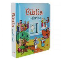 OBSERWUJ Biblia malucha PREZENT dla dziecka Chrzest GRAWER