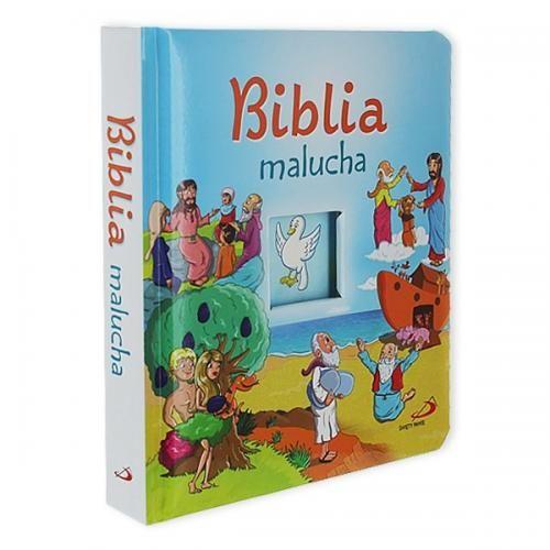 OBSERWUJ Biblia malucha PREZENT dla dziecka Chrzest GRAWER zdjęcie 1