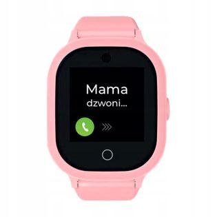 Wodoodporny Smartwatch GPS dla dzieci GJD.06 BEZPIECZNA RODZINA