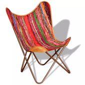Krzesło Butterfly, Chindi, wielokolorowe