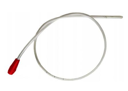 Sonda zgłębnik żołądkowy silikon CH18 długość 800 mm