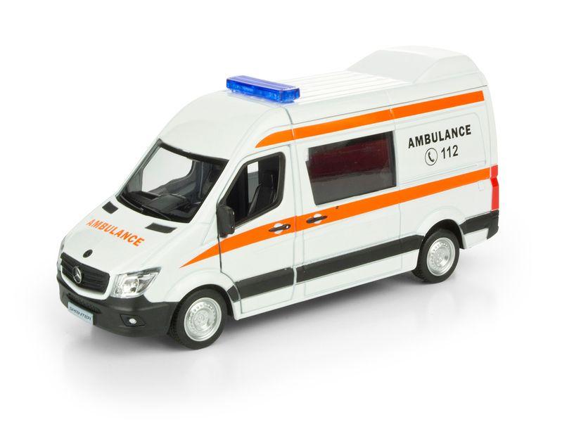 Mercedes Benz Sprinter Ambulans Ratunkowy zdjęcie 1
