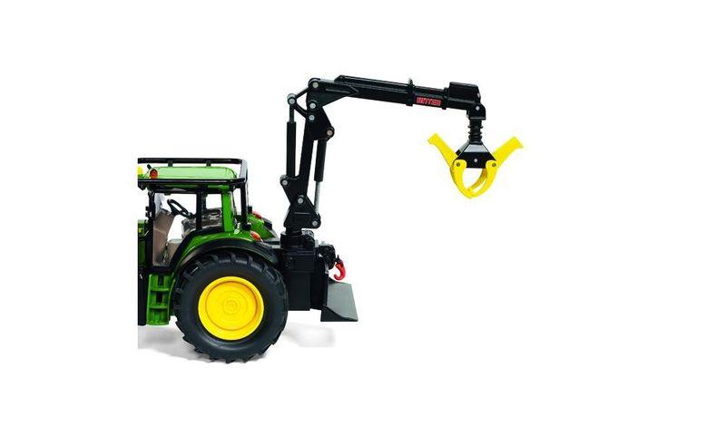 Siku Traktor leśny John Deere zdjęcie 6