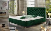 Łóżko Tapicerowane SCOTT 160x200+ Stelaż