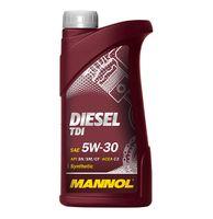 MANNOL Diesel TDI 5W-30 - DPF,FAP 1L