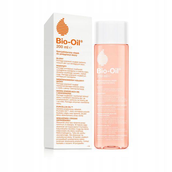 BIO-OIL Olejek na rozstępy i blizny - 200ml na Arena.pl