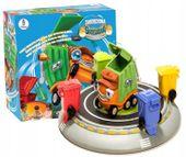 Zręcznościowa Gra ZAKRĘCONA ŚMIECIARKA Splash Toys