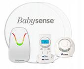 Elektronicznia niania z monitorem oddechu Babysense 7