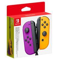Joy-Con Pair Neon Purple/Neon Orange - Switch