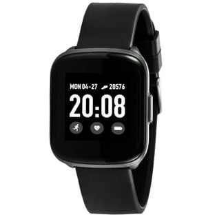 Smartwatch Rubicon Czarny KW03 RNCE38BIBX03AX