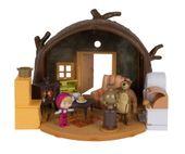Simba Masza i Niedźwiedź Zestaw Duży Domek Niedźwiedzia Miszy + figurki