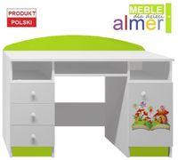 ELFY 49 - NB7 biurko dziecięce 120x50 w.74