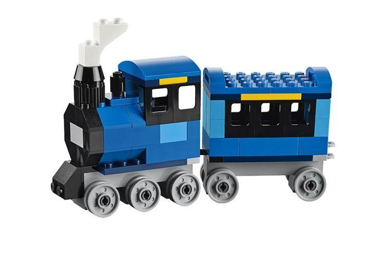 LEGO Classic - Kreatywne klocki LEGO średnie 10696 zdjęcie 5