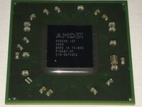 Chipset Układ ATI BGA AMD 216-0674026 09 Odnowiony