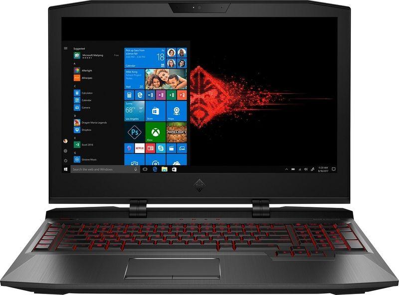 HP OMEN X 17 FullHD IPS 120Hz Intel Core i7-7820HK 16GB DDR4 256GB SSD NVMe 1TB HDD NVIDIA GeForce GTX 1070 8GB VRAM Windows 10 na Arena.pl
