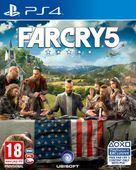 PS4 Far Cry 5 PL BOX FOLIA PS4 PL