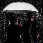 Parasolka klasyczna świecąca w ciemności