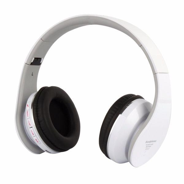 BEZPRZEWODOWE SŁUCHAWKI BLUETOOTH SD MP3 RADIO FM BOOM BOOM zdjęcie 4