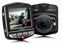 Wideorejestrator kamera samochodowa Lamax Drive C3
