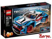 LEGO® 42077 Technic - Niebieska wyścigówka