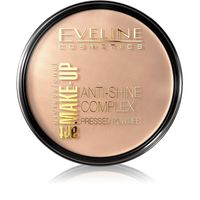 Eveline Cosmetics Art Make-Up Anti-Shine  Matujący Puder Mineralny Z Jedwabiem 34 Medium Beige 14G