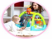 Kolorowy Interaktywny STOJAK 5w1 Dla Dzieci 0+ zdjęcie 13