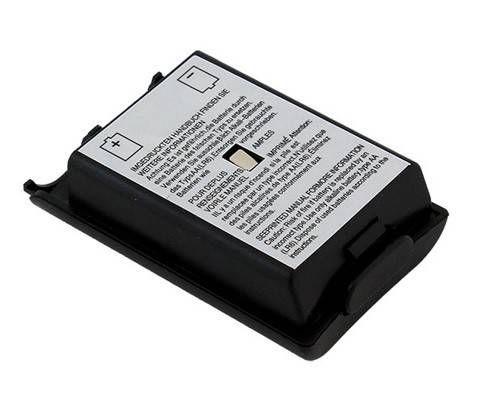 Czarna pokrywa klapka koszyk baterii pada XBOX 360 na Arena.pl
