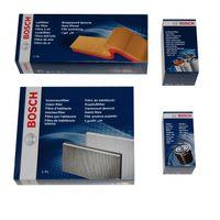 BOSCH zestaw filtrów FORD Focus I Mk1 1.8 TDCi
