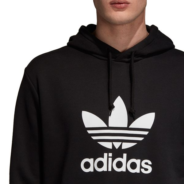 adidas bluza męska czarna