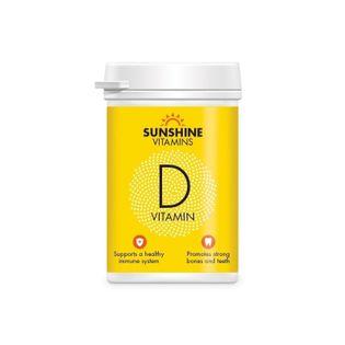 Witamina D3 akcelerator opalania tabletki