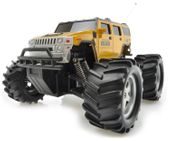 STEROWANY Monster Truck OFF-ROAD NQD Mad Monster