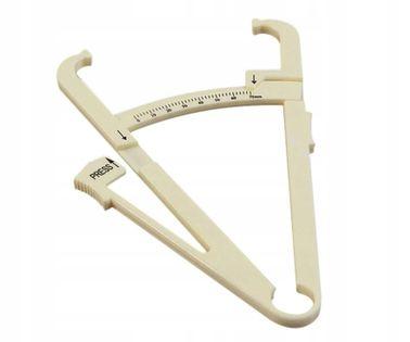 Miarka poziomu tłuszczu pomiar tkanki tłuszczowej