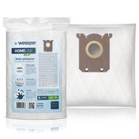 Worki do odkurzacza Philips S-Bag Anti-Odour syntetyczne