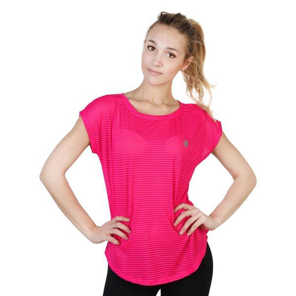 4e07adcd598019 Elle Sport sportowa koszulka damska T-shirt różowy XS • Arena.pl