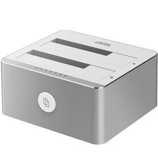 Unitek Y-3026 st. dok. ALU Dual HDD USB3.0 klon