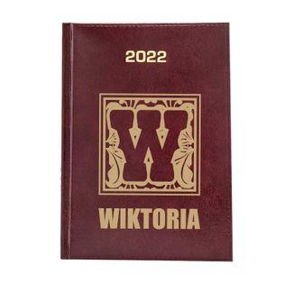 KALENDARZ 2022 książkowy A5 z PERSONALIZACJĄ na PREZENT