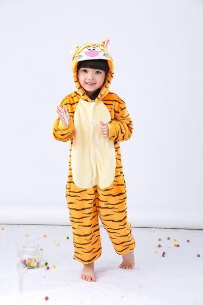TYGRYSEK Piżama Dla Dziecka Kigurumi140-150 cm zdjęcie 4