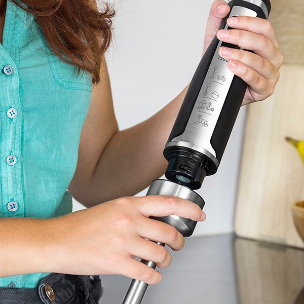 Mikser Ręczny Wielofunkcyjny Cecotec Gear Pro 4065 1500W zdjęcie 4