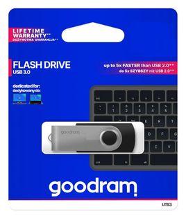 Pendrive GOODRAM UTS3 64GB USB 3.0 Black