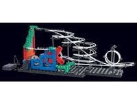 SpaceRail Tor Dla Kulek - Level 1 (8,6 metra) Kulkowy Rollercoaster