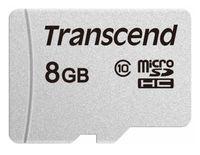 Karta pamięci Transcend microSDHC 8GB TS8GUSD300S