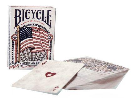 Karty American Flag