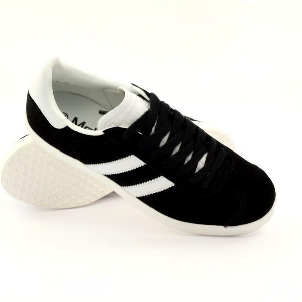 Buty Sportowe Klasyczne Mckey 135 czarne r.37 zdjęcie 4