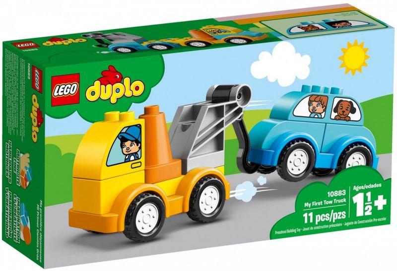 Lego Duplo Mój pierwszy holownik zdjęcie 1