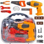 Walizka z narzędziami dla Dzieci Warsztat 14w1