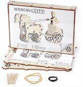 RYDWAN RZYMSKI Mechaniczne Puzzle 3D Wooden City zdjęcie 5