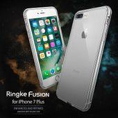 Etui Ringke Fusion iPhone 7 Plus / 8 Plus czarne zdjęcie 8